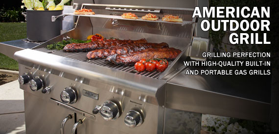 American Outdoor Grill (AOG) гриль