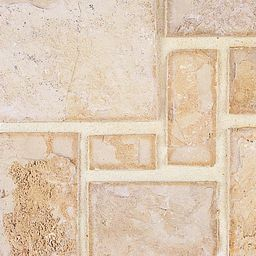 Рванный камень Saintonge в римском стиле