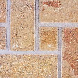 Рванный бургундский камень в римском стиле