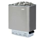 NARVI NM 450 нерж. сталь светлая (4,5 kW) Электрокаменка, артикул 902232