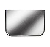Предтопочный лист 071-INBA 500x1000 зеркальный VPL071INBA