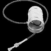 Регулятор допуска воздуха с тросом d-150мм