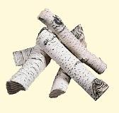 """Набор дерева из керамики """"Береза"""" АСС-16"""