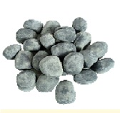 """Набор камней из керамики - """"Серый"""""""