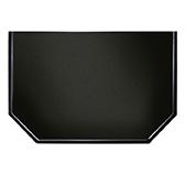 Предтопочный лист 062-R9005 500x1000 черный VPL062R9005