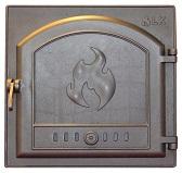 306 LK Дверца каминная герметичная глухая