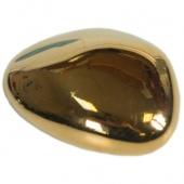 Керамический камень золотой (1шт.)