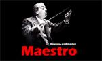 Логотип Maestro
