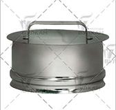 Ревизия (сталь 0,5 мм, диаметр 130 мм, зеркальная) RVvHR