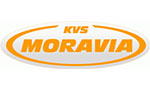 Логотип KVS Moravia