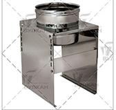 Основание напольное aisi 321 (сталь 0,5 мм, диаметр 250 мм, матовая) ONvHR