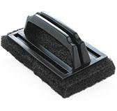 Губка абразивная для чистки решеток гриля 62002