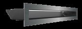 Вентиляционная решетка Kratki Люфт 6х40 стальная, 45S