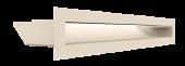 Вентиляционная решетка Kratki Люфт 6х40 бежевая, 45S