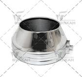 Конус DFH (материал: нержавеющая полированная сталь, диаметр: 700 мм)