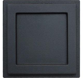 605 НТТ зольная заслонка черная