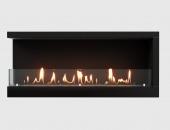 Биокамин Lux Fire Угловой 1090 S левый