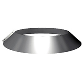 Юбка (сталь 0,5 мм, диаметр 150 мм, зеркальная) UTvXX