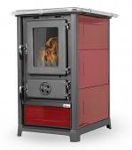 Кухонная плита MBS Olymp Plus L Dark Red