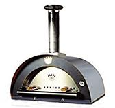 Печь с крышей из стали inox 304 L60 x P60