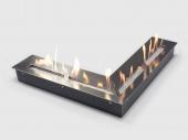 Топливный блок Lux Fire Угловой 500х500 М