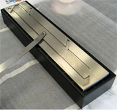 DECOFLAME BOX 500 (размеры: 525 мм x 125 мм x 75 мм )