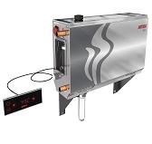 HARVIA Парогенератор HELIX HGX45 4.5 кВт с контрольной панелью