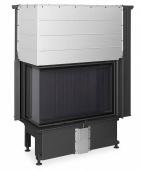 Топка Romotop Impression L 2G L 83.60.34.21 (чёрный шамот, левая)