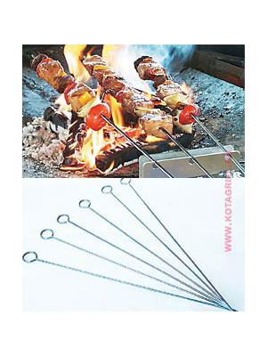 Комплект шампуров (7 шт. 80/100/HD/BBQ)