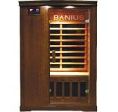 BANIUS ИК Кабина 1020x0920x1910, кедр, одноместная