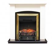 Электрокамин Royal Flame Baltimore с очагом Fobos FX Brass