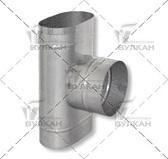 Тройник 90° с выходом на   диаметр 130-200  TOH 90