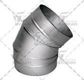 Отвод OTH 45° (диаметр: 450 мм)