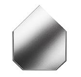 Предтопочный лист 031-INBA 1000x800 зеркальный VPL031INBA