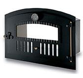 Дверца со стеклом для печи Quadro, Артикул 40140102