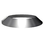 Юбка (сталь 0,5 мм, диаметр 130 мм, зеркальная) UTvXX