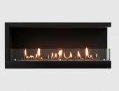 Биокамин Lux Fire Угловой 1090 S правый