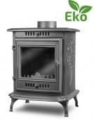 Чугунная печь KawMet P 10 EKO (6.8 кВт)