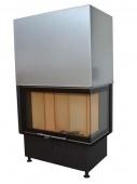 Топка Kobok Corner VD R90-S/500 830/570 P SO (сегментный шамот)