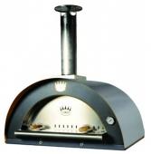 Печь Clementi Maxi Family 100 inox 304 на дровах