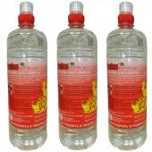 Биотопливо FireBird 4,5 литра (3 бутылки по 1,5 литра)