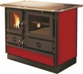 Кухонная плита MBS Thermo Magnum Plus 4D D Red с т/о (правая)