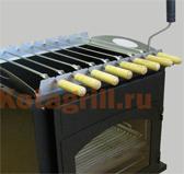 Комплект шампуров, 8 шт. (VS/VH)