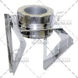 Кронштейн DOSH (материал: нержавеющая полированная сталь, диаметр: 400 мм)