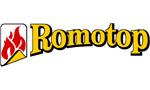 Логотип Romotop