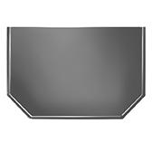 Предтопочный лист 062-R7010 500x1000 серый VPL062R7010