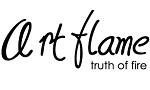 Логотип Art Flame