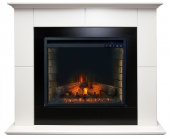 Электрокамин Royal Flame Suite алебастр с очагом Vision 23 LED FX