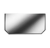 Предтопочный лист 064-INBA 400x600 зеркальный VPL064INBA