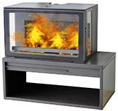 Печь Plamen Eco minimal 50